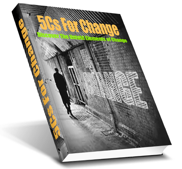 The Five Cs For Change – $5.00