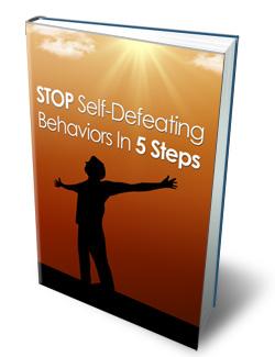 Stop Self-Defeating Behaviors –FREE!