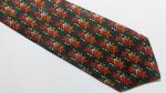 S89036 Vintage Necktie 1990s Wile E Coyote Tie