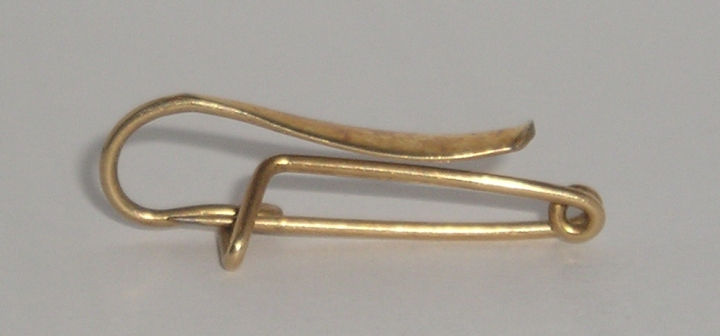 Vintage Antique 1897 Eyeglass Hook - Estate - Very Rare
