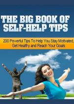 The Big Book of Self Help Tips