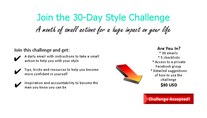 30 Day Style Challenge