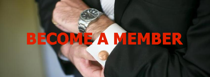 Become A Member at Vintage Cufflinks & More