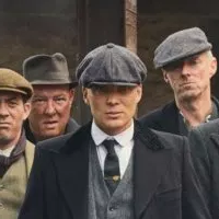 Wearing Hats - Newsboy Cap Peaky Blinders