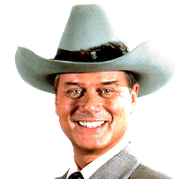 Wearing Hats - Stetson Hat JR Ewing Dallas