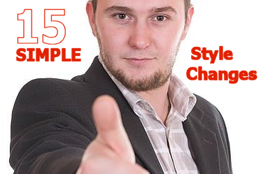 15 Simple Style Changes You Can Make Today