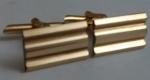 Vintage Cufflinks 1940s WINARD 12K GF
