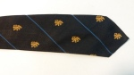 D89125 Vintage Necktie Royal Arms of England