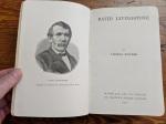BTH215 1912 DAVID LIVINGSTONE Biography (Travels of Africa 1840-1873) Hardback Book