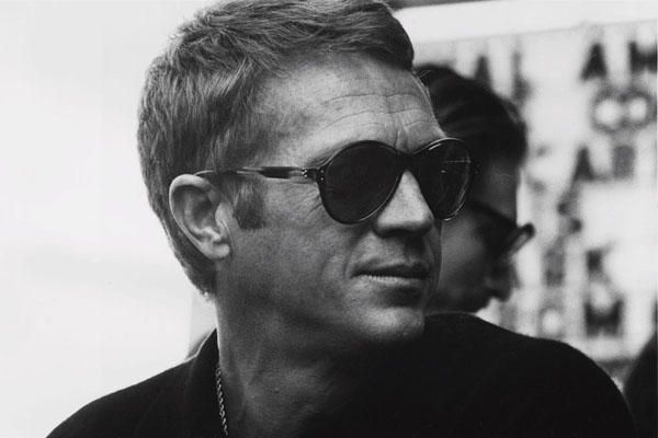 I don't want to talk about nonsense because it doesn't help me. - Steve McQueen, The King of Cool